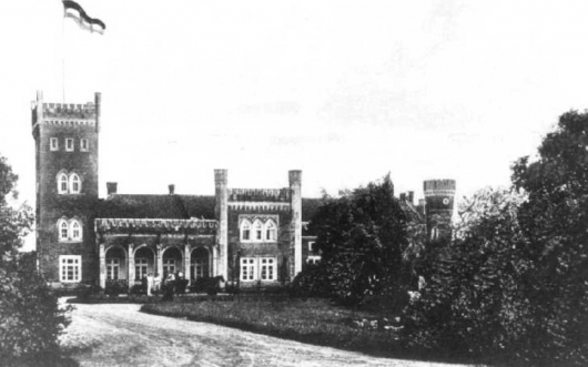 History of the Castle estate